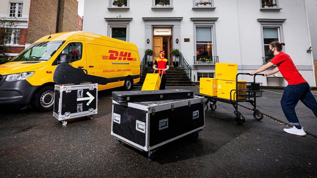 倫敦Abbey Road知名錄音室指定DHL作為官方物流合作夥伴,推行DHL F...