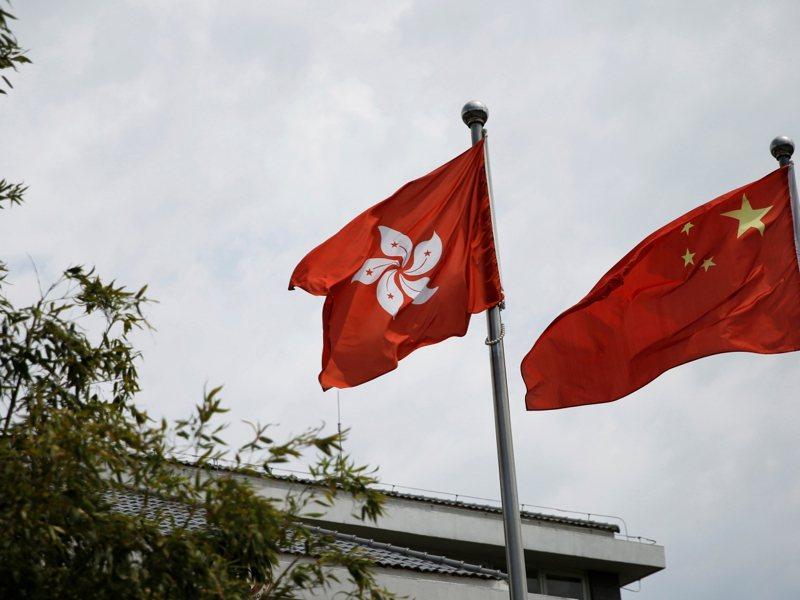 大陸學者認為,台灣駐港機構須遵守香港基本法和有關法律,不能有違反一中原則的任何言行。路透資料照片