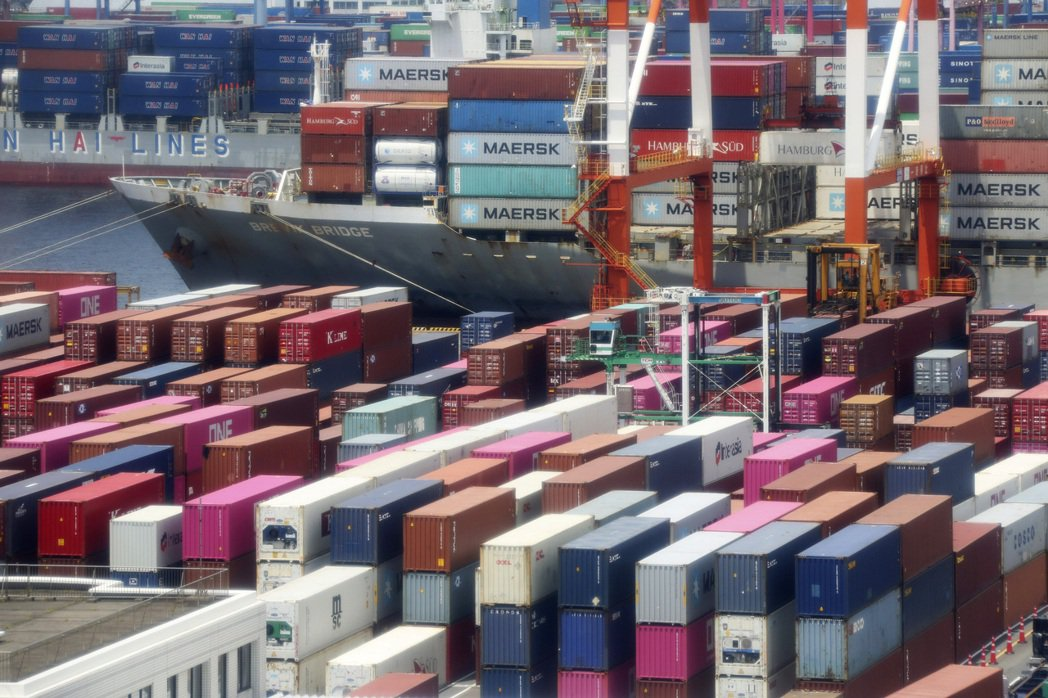 分析師看好日本海運業者一路揚帆到2022年。美聯社