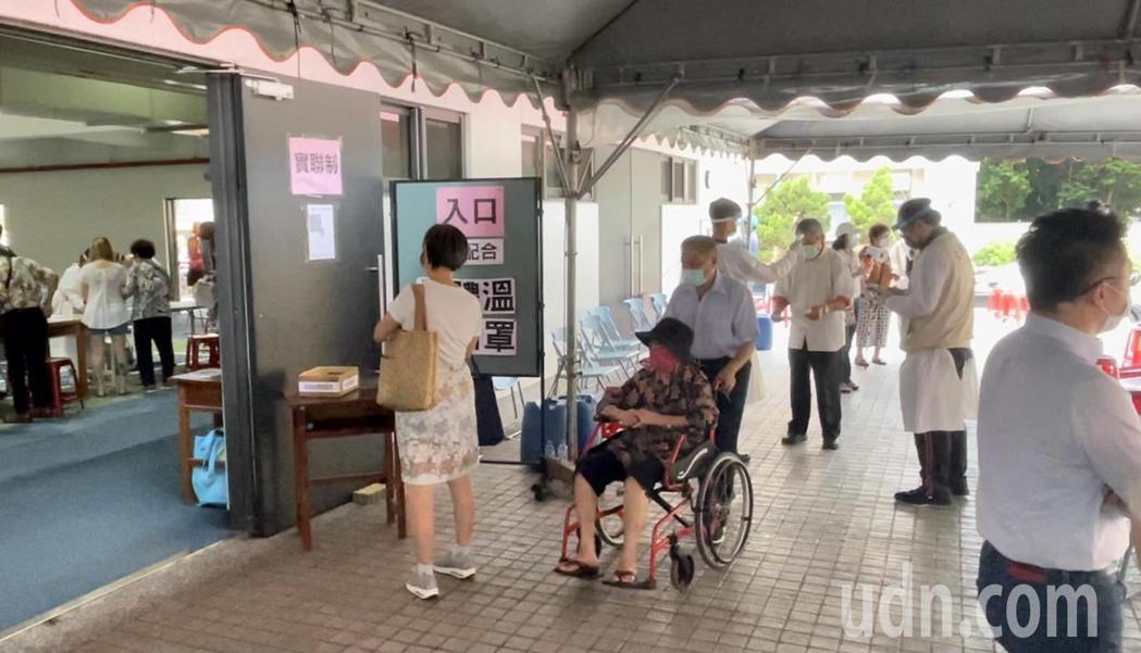 桃園市高齡接種猝死至今已22例。記者楊湛華/攝影