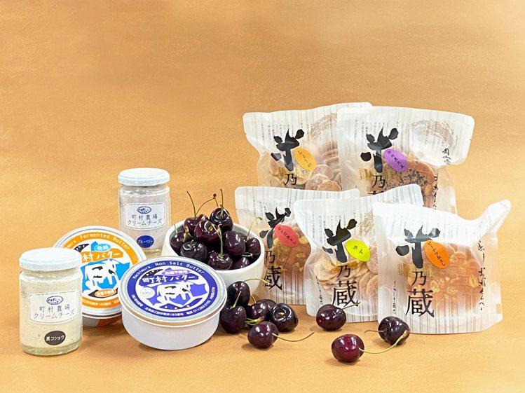 感謝美、日援助疫苗,Breeze Super微風超市推出「台日美好」,推出日本商...