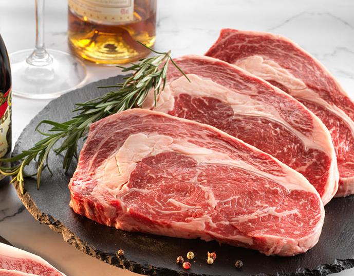 微風超市即日起到6/27美國Omaha牛排全面8折優惠。圖/微風提供