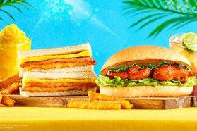 吃早餐抽3000!Q Burger台味早餐、新飲品登場