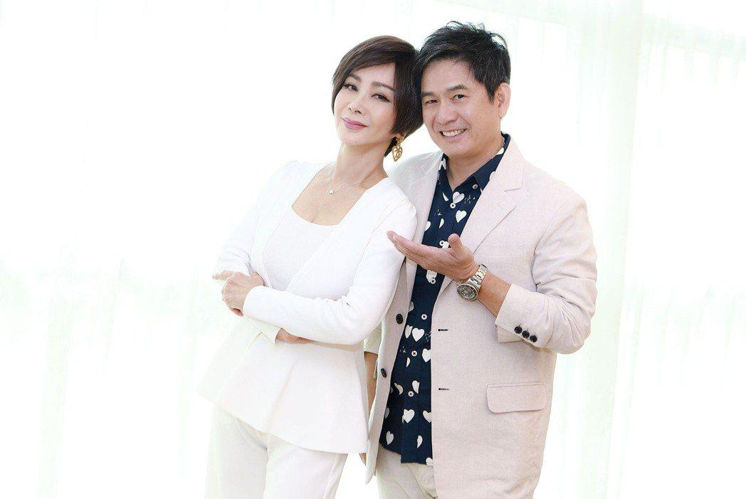 洪都拉斯與陳美鳳合拍戲,直呼是「美夢成真」。圖/民視提供