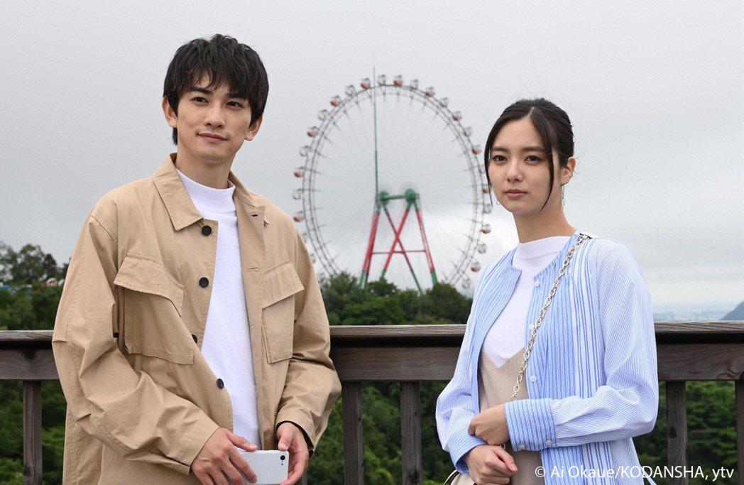 町田啟太(左)演出「Guilty 這個戀愛有罪嗎?」。圖/friDay影音提供
