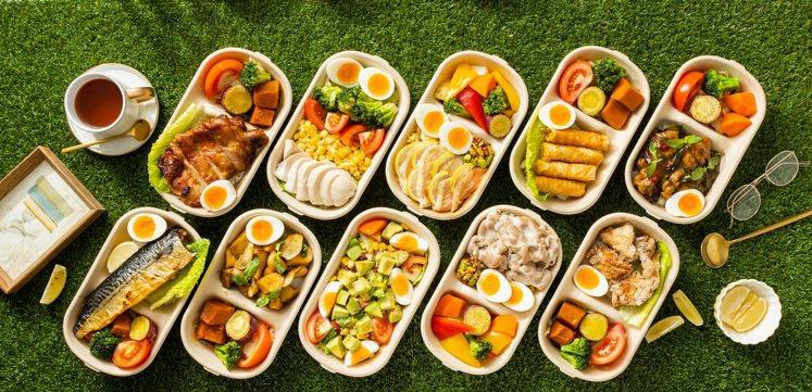 「全家國際餐飲」以雲端廚房概念推出的「享吃便當」系列集結旗下日式定食品牌「大戶屋...