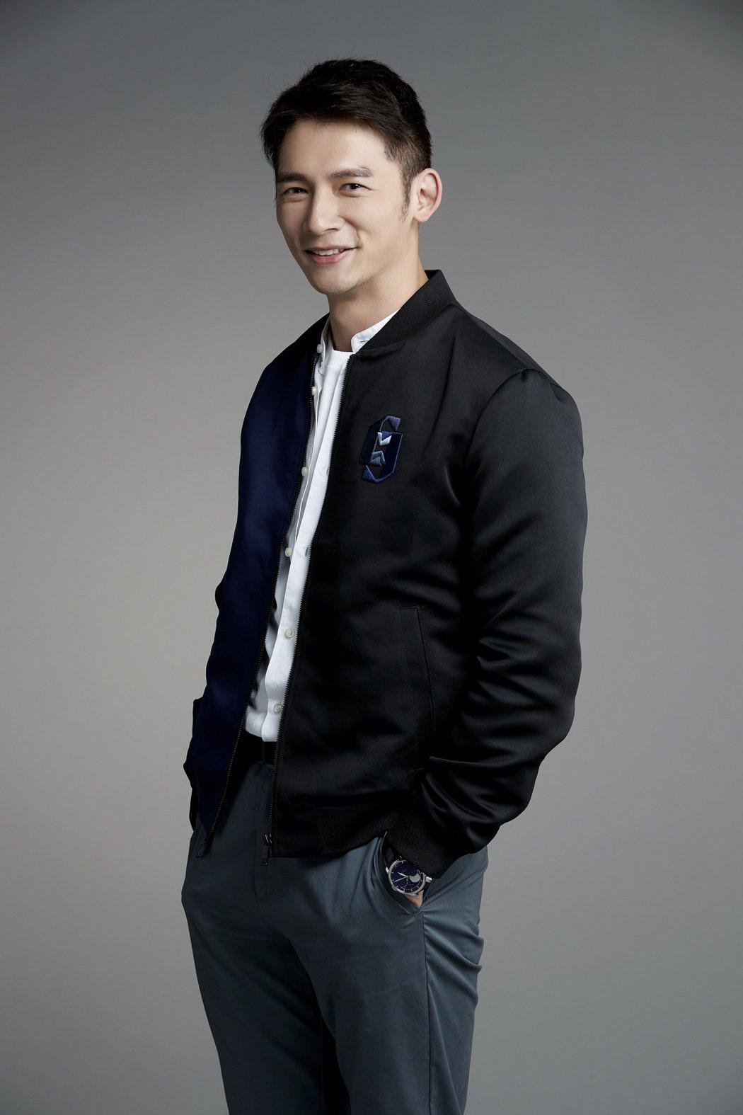 溫昇豪在「火神的眼淚」飾演在家庭與工作陷入兩難的消防員。圖/伊林娛樂提供