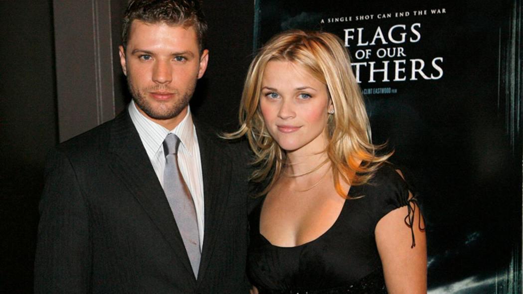 萊恩菲利浦與瑞絲薇絲朋曾是受矚目的明星夫妻。(路透資料照片)