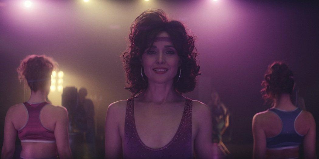 蘿絲拜恩表示「舞出新方向」的席拉魯賓雖是虛構人物,但可說是80年代女性的縮影。圖...