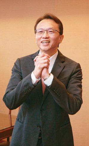 宏碁董事長陳俊聖(本報系資料庫)