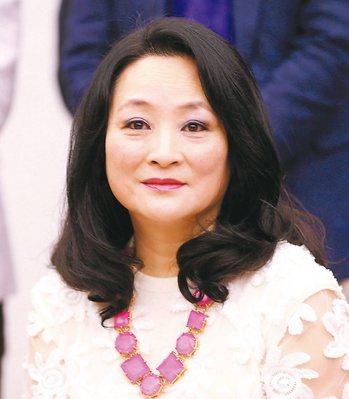 統一美麗事業董事長高秀玲將獲推選出任葡萄王董事。(本報系資料庫)