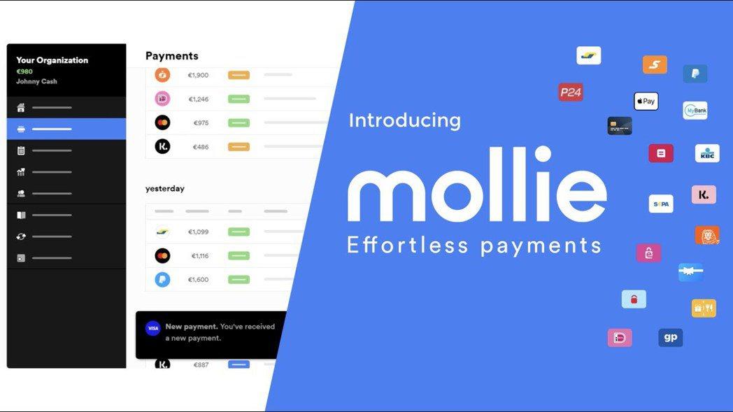 荷蘭線上支付處理商Mollie在最新一輪融資中籌集到8億美元,估值達65億美元,...