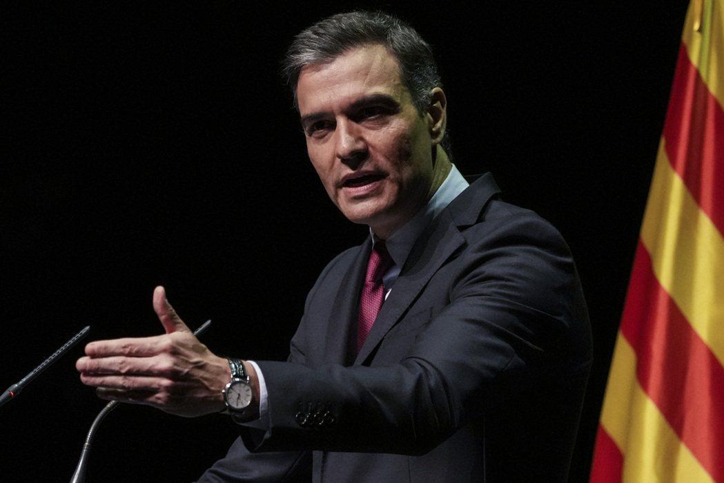 主導加泰特赦談判的西班牙總理桑切斯(Pedro Sanchez)表示:「特赦加泰...