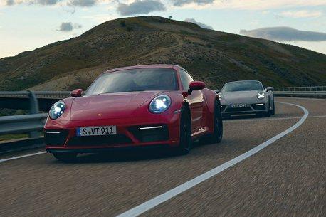前所未見的性能與動力!保時捷911 GTS四車型台灣報價出爐
