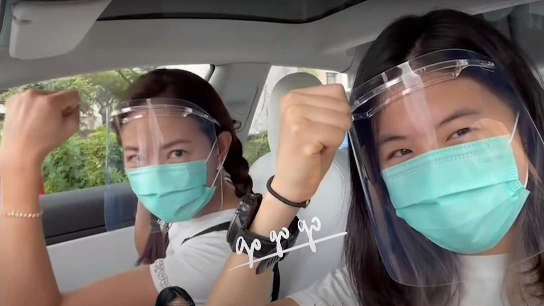 賈永婕一句話公公秒捐7台電子影像喉頭鏡 曝 「還有70台在路上」