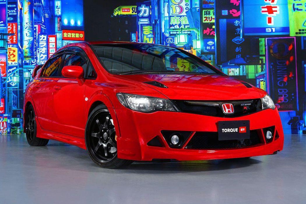 Honda Civic Type R Mugen RR過了14年身價居然暴漲3倍...