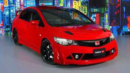 這可不是普通的喜美啊!限量300台Civic Type R Mugen RR現在要價350萬起