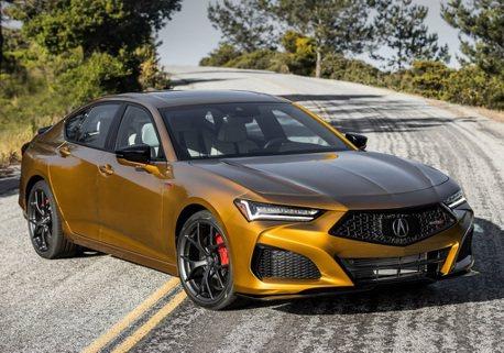 影/Acura TLX Type S 的V6雙渦輪引擎有多棒?由原廠來親自告訴你!