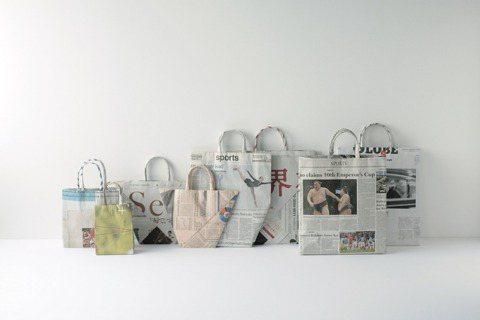 「四萬十 TOWA」休息站開始用這個包作為付費購物袋,成為一件再自然不過的事。 ...