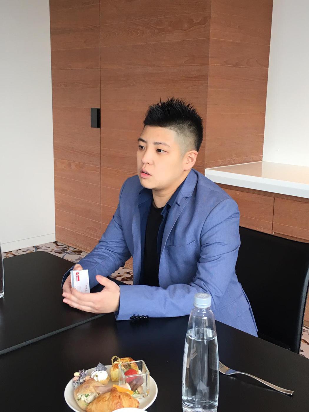 戴安娜目前擔任新創電商BOOJIMO的董事長。圖/戴安娜提供