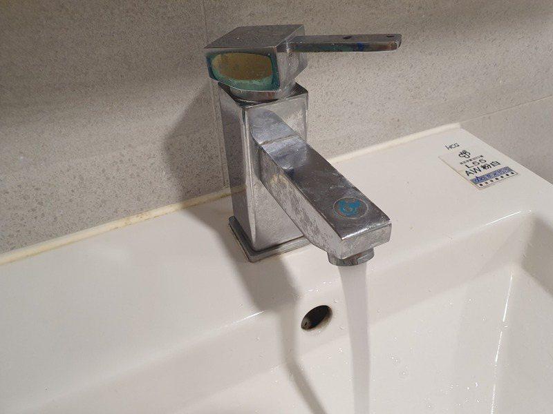 瑞芳及貢寮的8個里將於6月30日9時起至7月1日8時止停水,請民眾預先存水備用。記者李成蔭/攝影