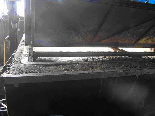 南投縣廚餘占垃圾量3成,除部分高溫蒸煮養豬使用,其餘都當成垃圾焚化,也容易造成二次汙染。圖/南投縣環保局提供