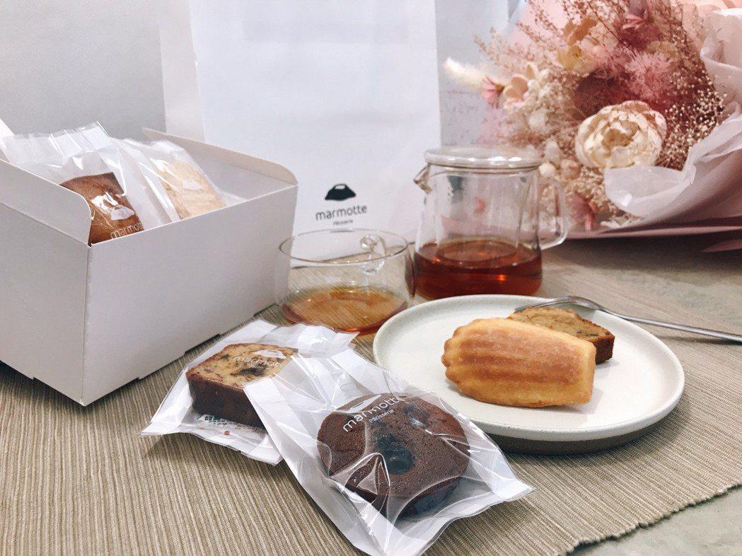 台中美術館最新巷弄法式甜點品牌「Pâtisserie marmotte」的精選法...