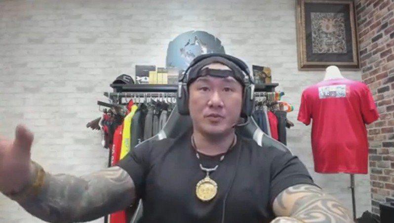 館長陳之漢。 圖/翻攝館長YouTube頻道