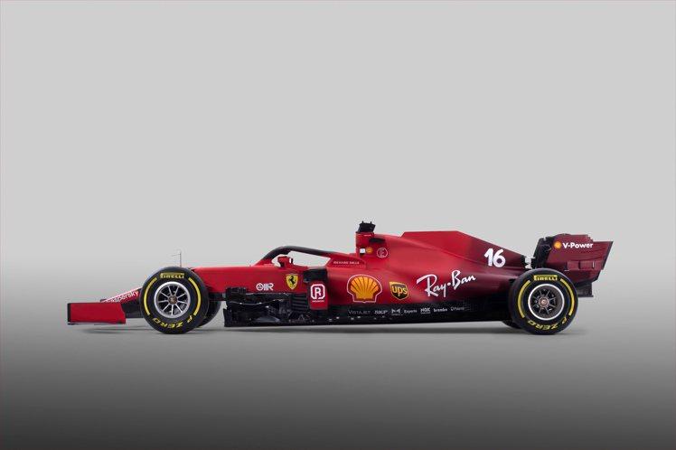 在2021年F1一級方程式賽事中,Ferrari賽車駕駛座旁,便有小巧的RICH...