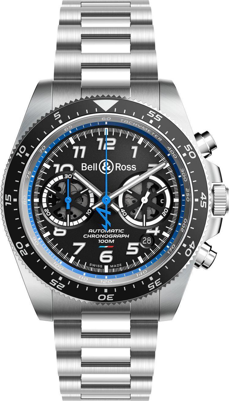 Bell & Ross BR V3-94 A521計時碼表,限量500只...