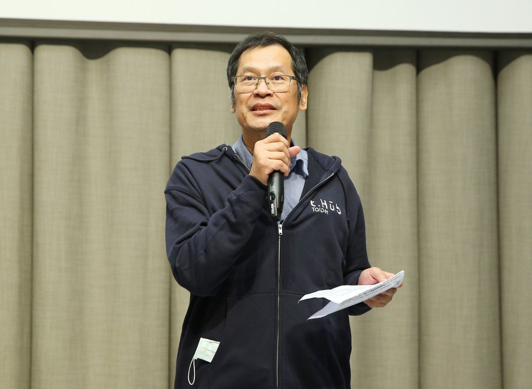 藍天董事長許崑泰(本報系資料庫)
