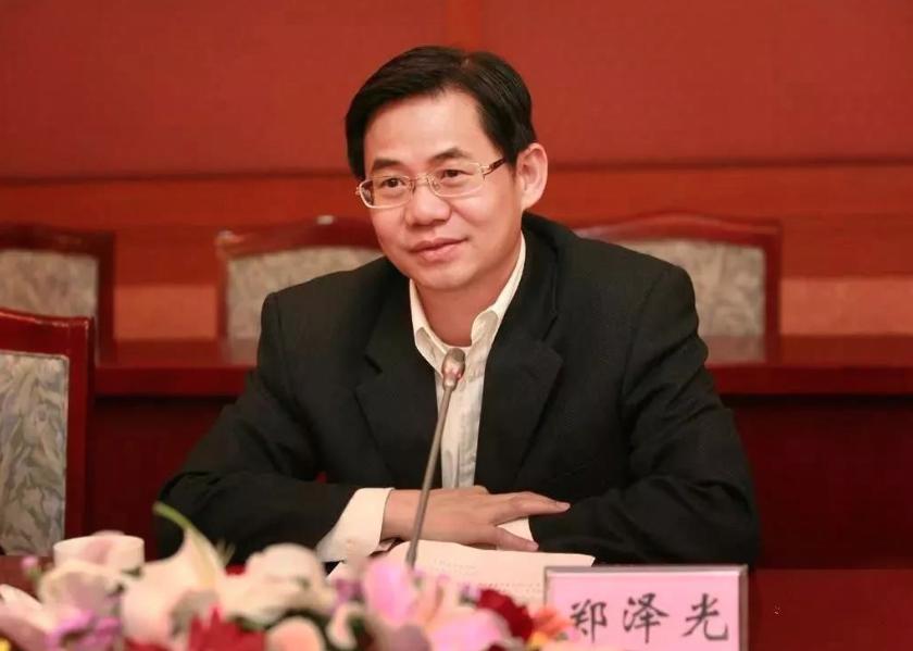 新任大陸駐英國大使鄭澤光。(搜狐新聞網)