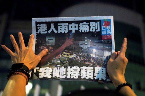王宏恩/藍、綠、年輕人都接受的報紙——用數字送別《蘋果日報》