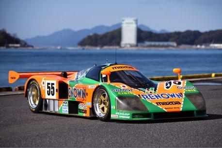 利曼24小時耐力賽奪冠30週年!Mazda 787B限量模型車帶回家