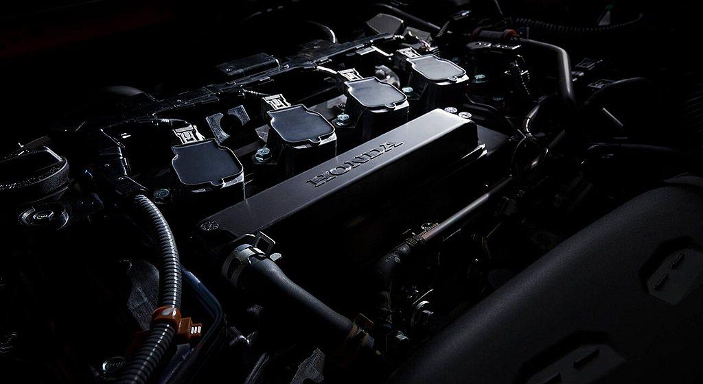 1.5L DOHC VTEC Turbo可輸出180hp最大馬力輸出與24.5k...