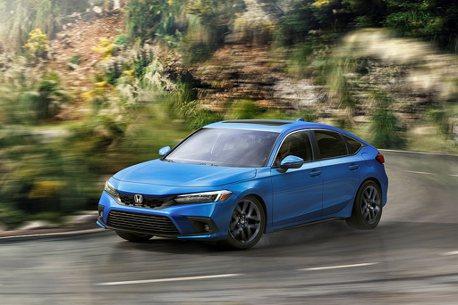 不只保留手排,還有Type-R!美規Honda Civic Hatchback全球首發