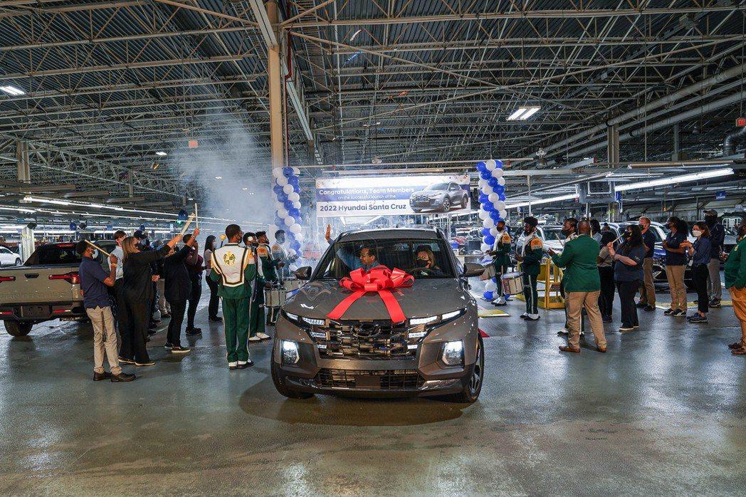 結合SUV與Pickup優勢、搶攻年輕族群,全新Hyundai Santa Cr...