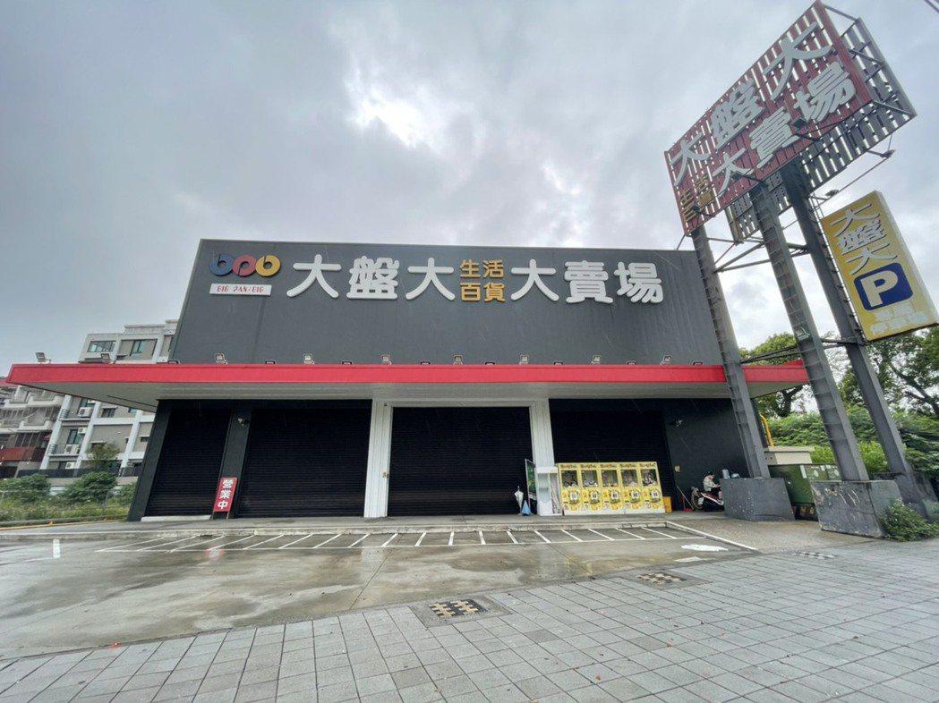 彰基以約2.87億元,買下包含大盤大南投店在內的上千坪土地。(圖/台灣房屋提供)