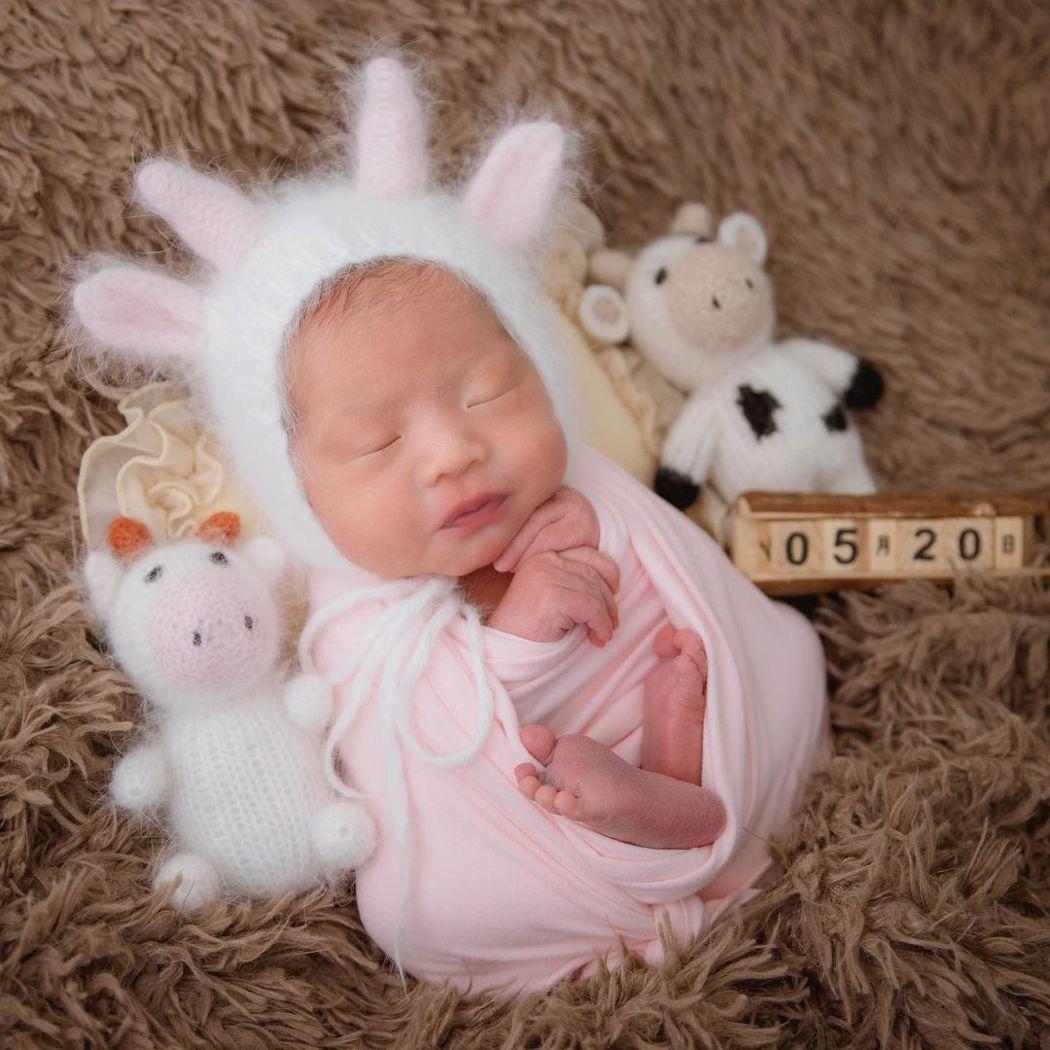 「金牛角」拍攝寶寶寫真。森sen寶寶攝影/ 提供