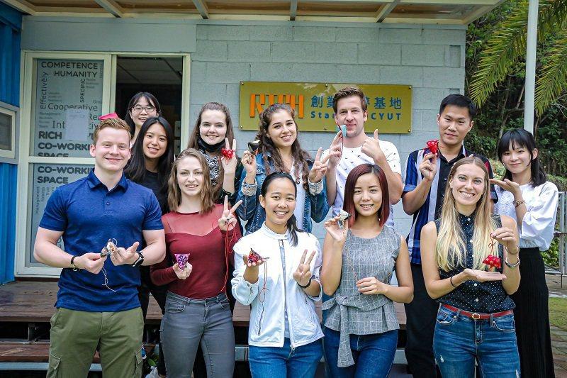 朝陽科大創校僅27年,以卓越的辦學績效,躍升全球最佳年輕大學。 朝陽科大/提供