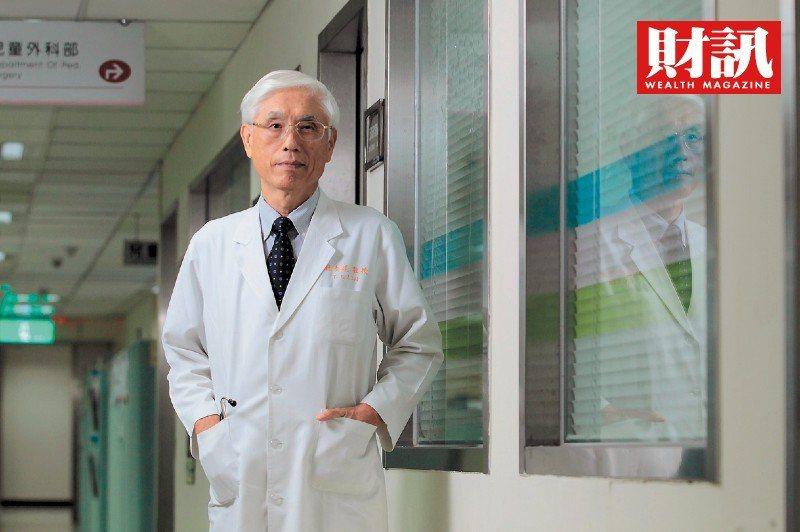 林奏延希望自己的資歷,能發揮帶頭作用,把台灣的生技帶到國際。(圖/彭世杰攝)