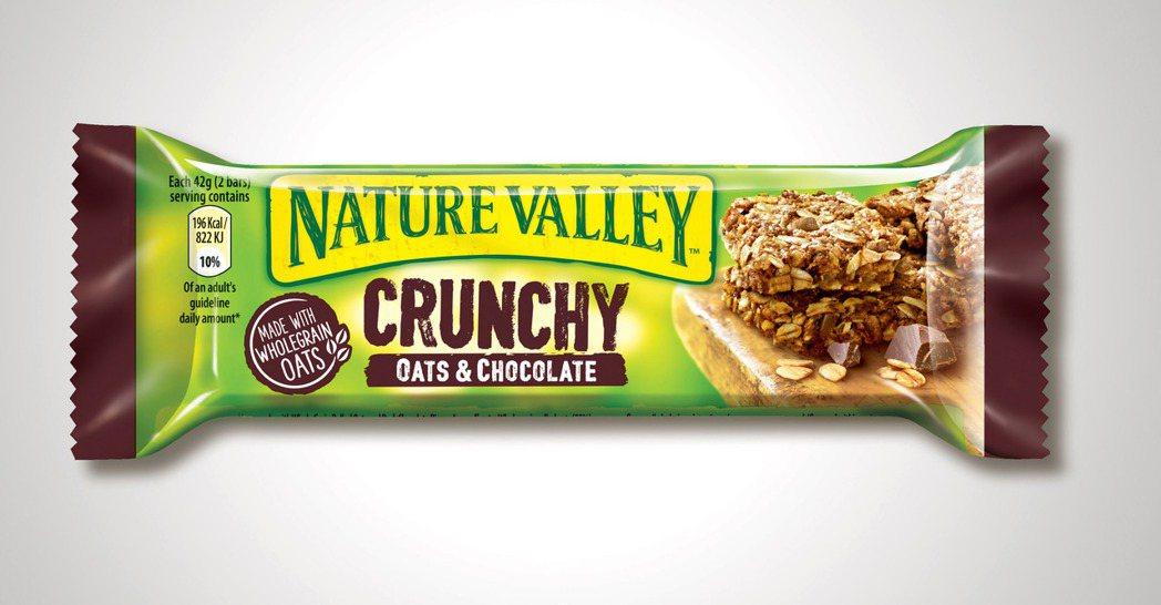 Nature Valley天然谷燕麥棒100%天然燕麥,含膳食纖維,是防疫期間方...