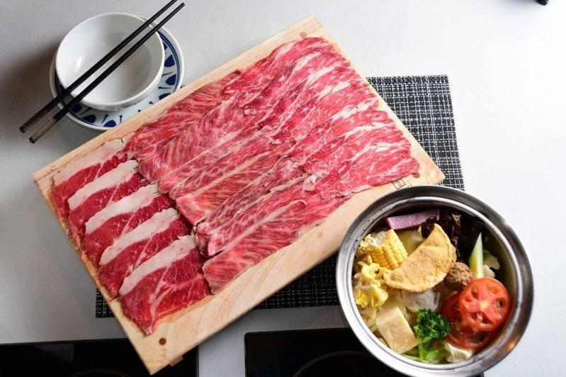 肉大人.肉舖火鍋將於7月9日結束實體店面營業。圖/取自肉大人 Mr. Meat粉絲頁
