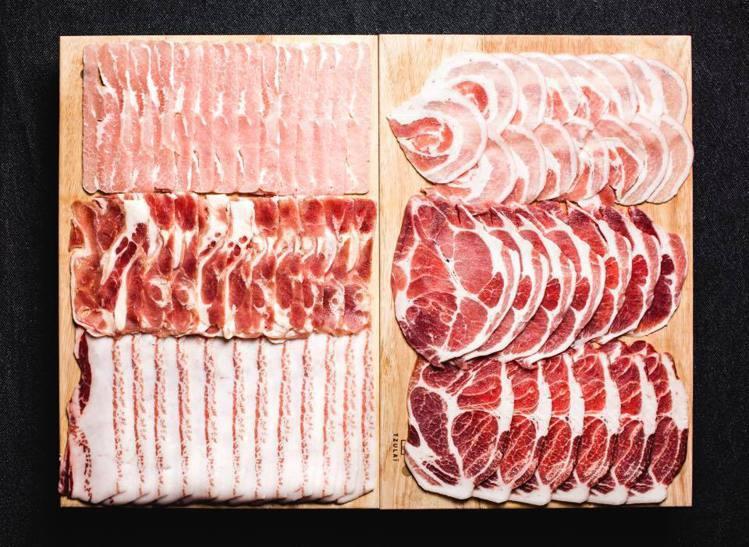 肉大人的特色之一,就是提供多樣化的肉品選擇。圖/取自肉大人 Mr. Meat粉絲...