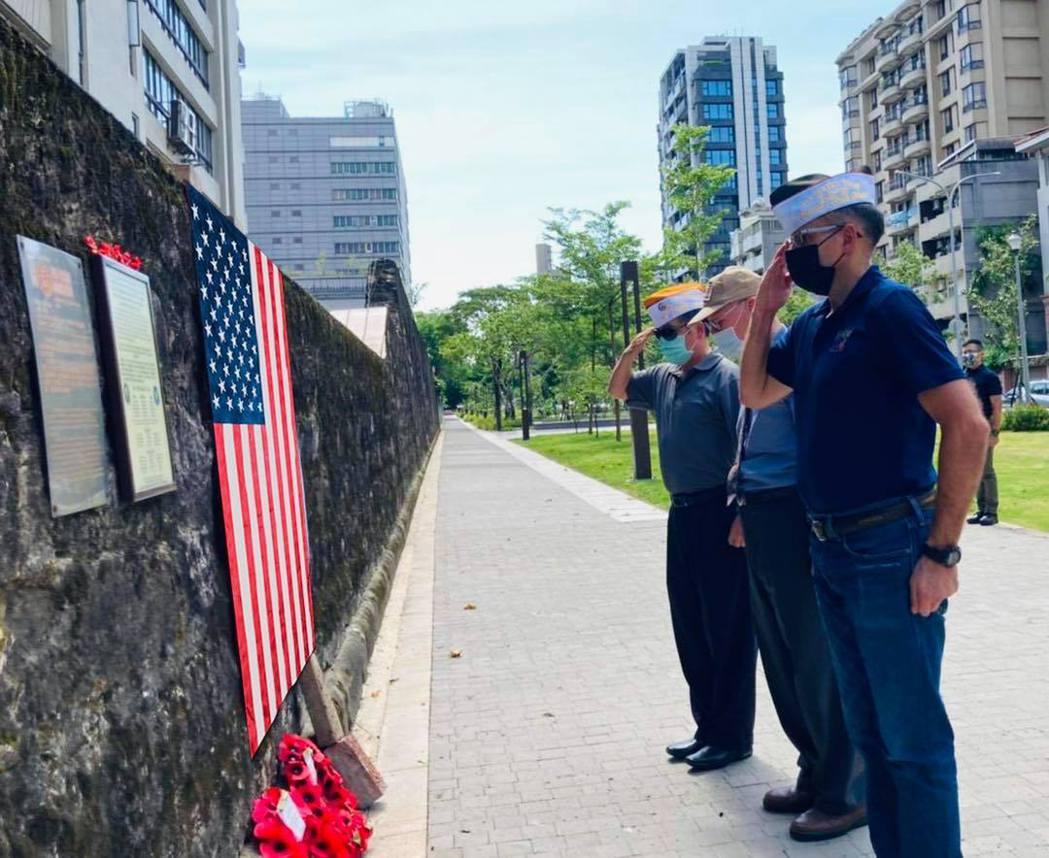 美國在台協會(AIT/T)台北辦事處負責台美軍事交流聯繫的「安全合作組」日前舉行...
