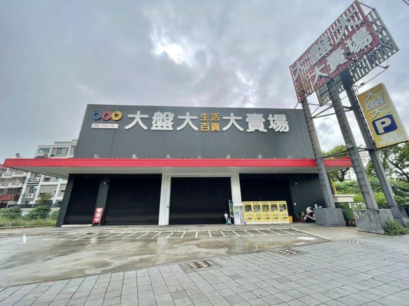 彰基購入南投市「大盤大生活百貨大賣場」所在地及附近土地。台灣房屋集團趨勢中心提供