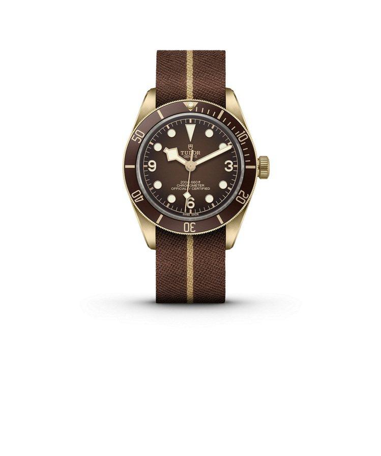 TUDOR Black Bay Fifty-Eight Bronze腕表,14萬...