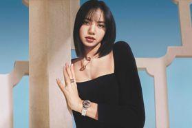 BLACKPINK Lisa最新代言美照出爐!戴最買得起的寶格麗