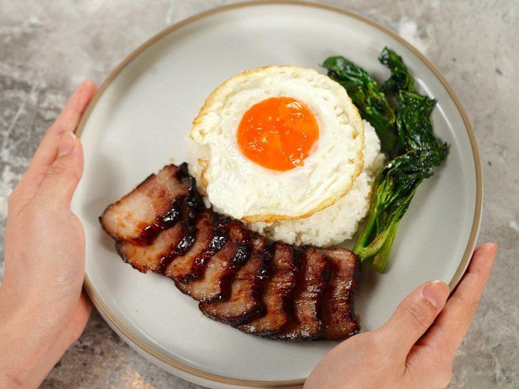黯「蘭」銷魂飯,380元。圖/Orchid by Nobu Lee蘭餐廳提供