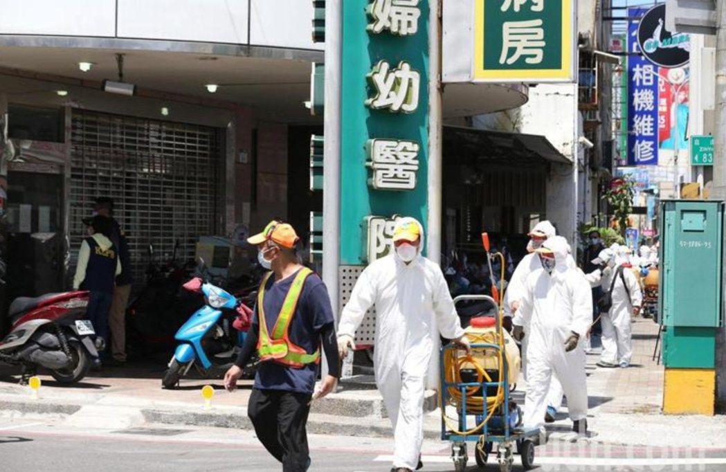 許姓男子稱仁惠醫院有人被檢驗出陽性,被高雄地檢署依違反嚴重特殊傳染性肺炎防治及紓...